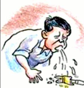 ادوية الترجيع عند الاطفال الرضع